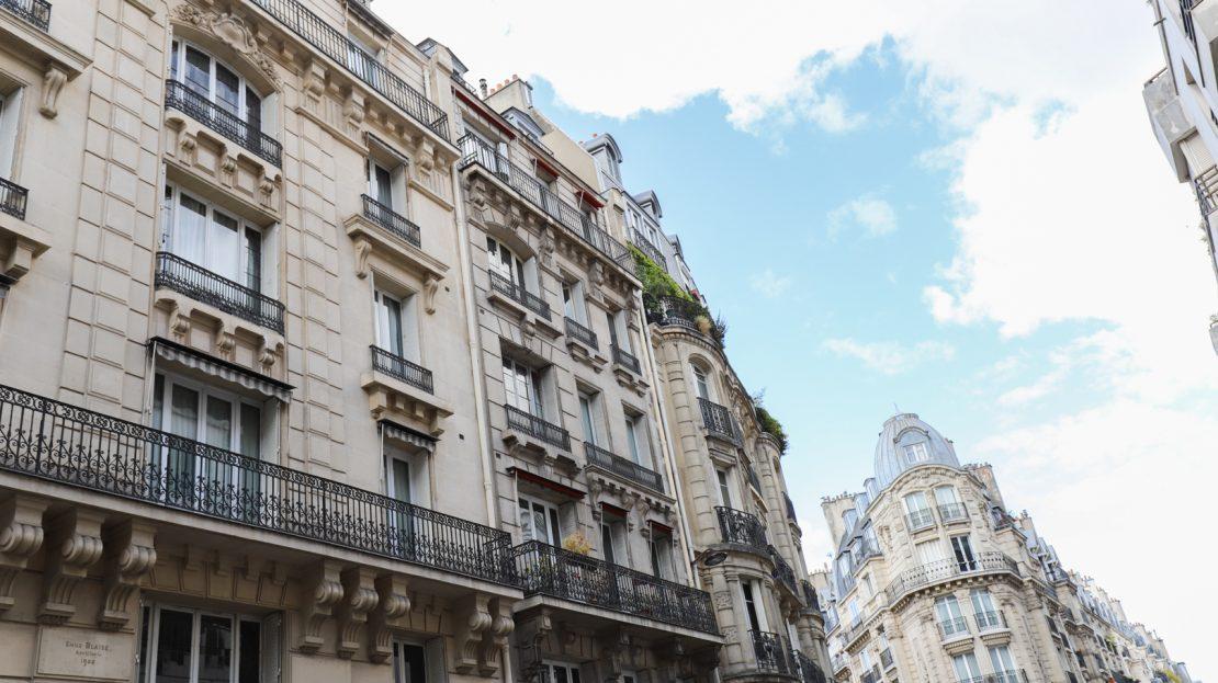 Paris 18e - rue Damrémont - Charme