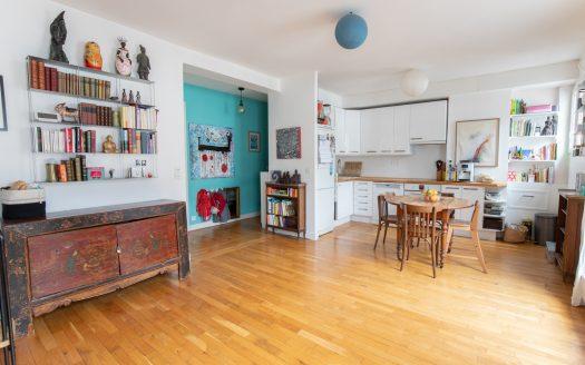 Paris 18 - Duplex - Dernière étage
