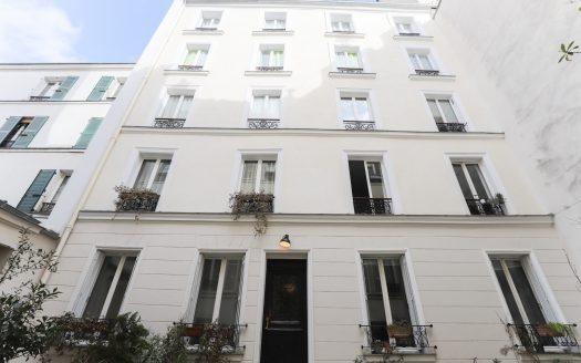 Paris 18e - 3 Pièces - Abbesses