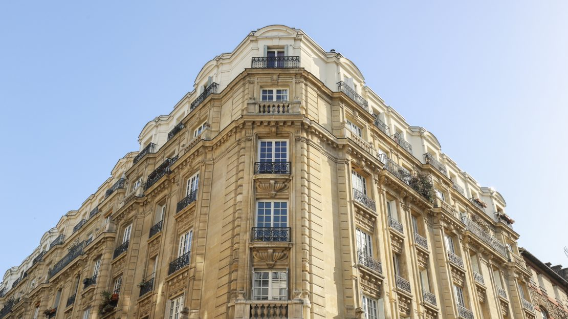 Paris18e - 3 Pièces - Mairie du 18e