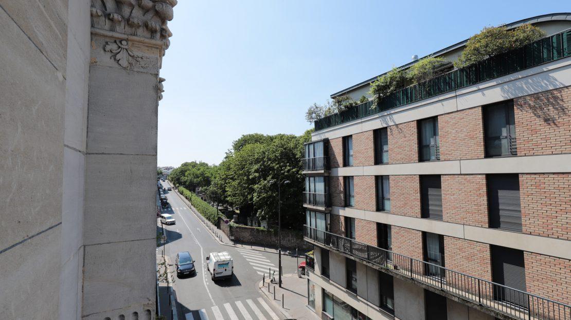 Paris 18 - 2/3 Pièces - Cimetière Montmartre
